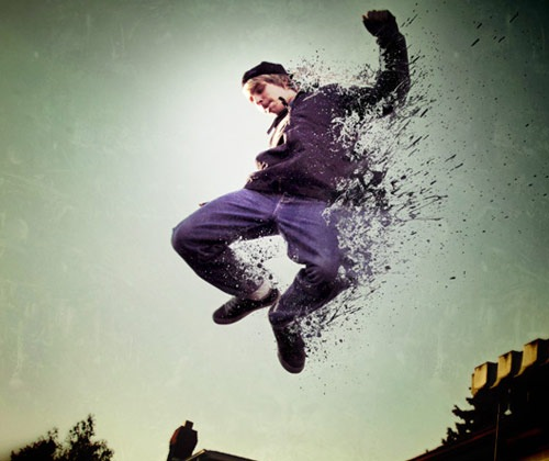 85 best photoshop tutorials from 2012 creative nerds how to create an easy dispersion effect in photoshop publicscrutiny Images