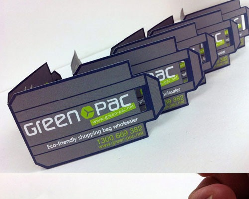 greenpac 70 Creative And Innovating Business Card Designs You Must See