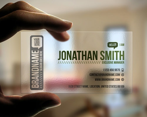 jonhathansmith 70 Creative And Innovating Business Card Designs You Must See