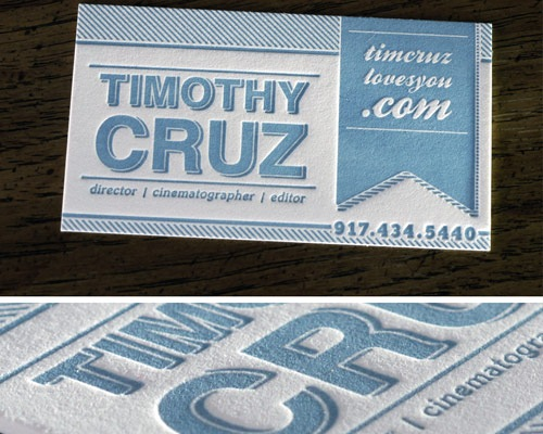 timothycruz 70 Creative And Innovating Business Card Designs You Must See