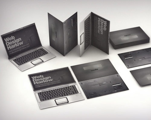 webdesignharlow 70 Creative And Innovating Business Card Designs You Must See