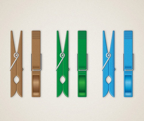clothsspin 75 Best Illustrator Tutorials From 2012