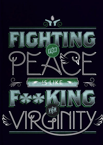 fightingforpeace 70 Design And Motivational Quotes Visualised A Must Read