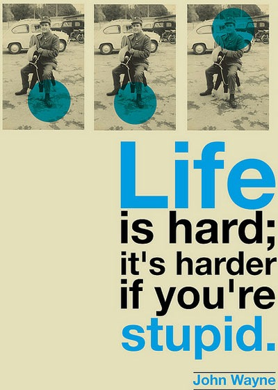 lifeishard 70 Design And Motivational Quotes Visualised A Must Read