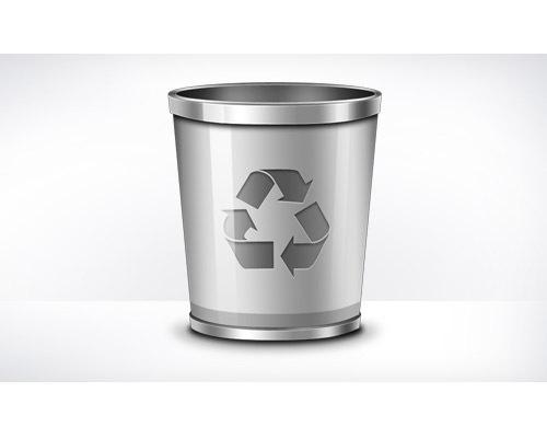 recyle-bin-psd-icon