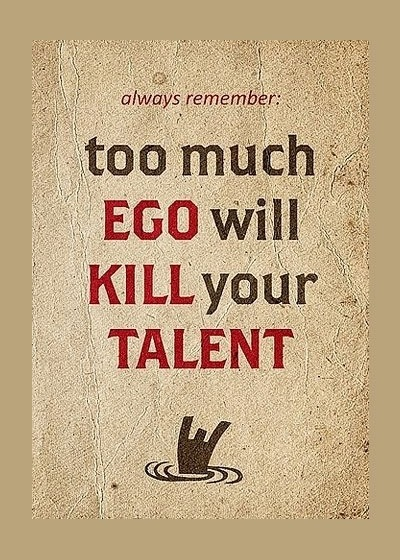 too-much-ego