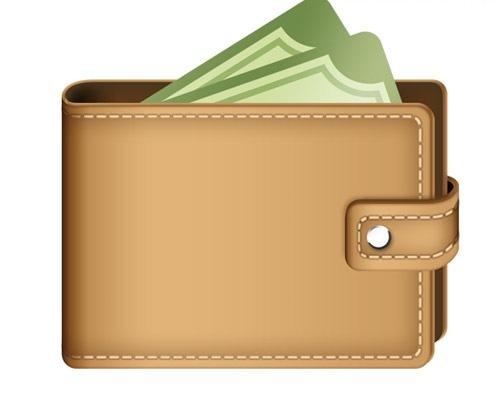 wallet-psd-icon