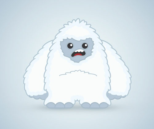 yeti 75 Best Illustrator Tutorials From 2012