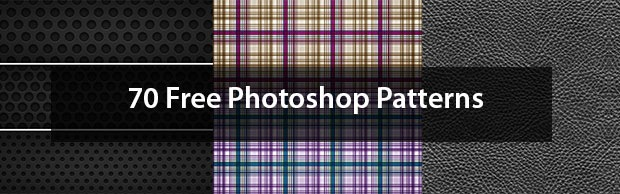 70 Free Photoshop Patterns The - 59.7KB