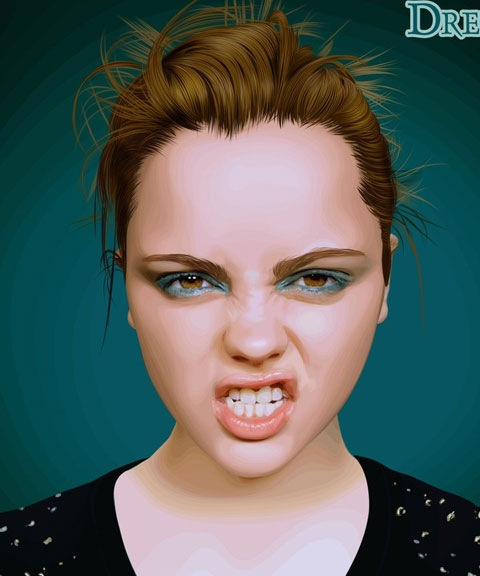 christina-vexel-art-portait