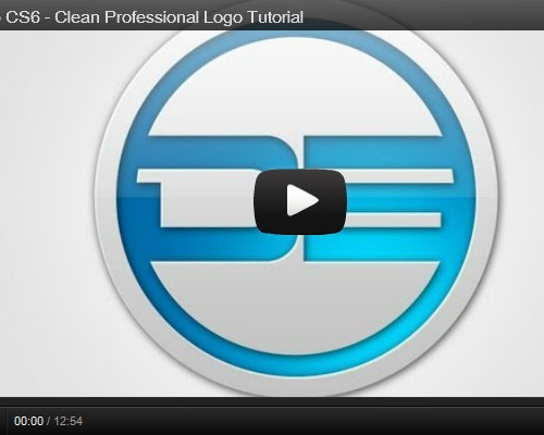 how to create a professional logo in photoshop cs6