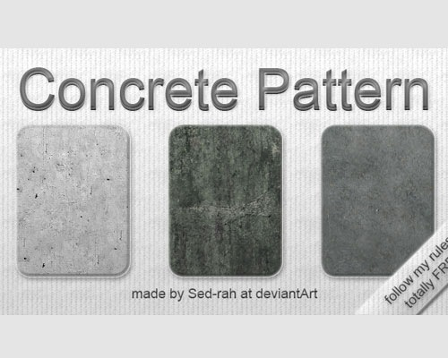 concrete 70 Free Photoshop Patterns The ultimate Collection