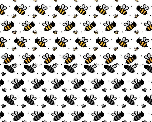 cute-bee-photoshop-pattern