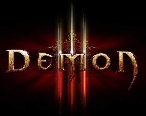 demongameplaygoldentexteffect Best Of Web And Design In June 2012