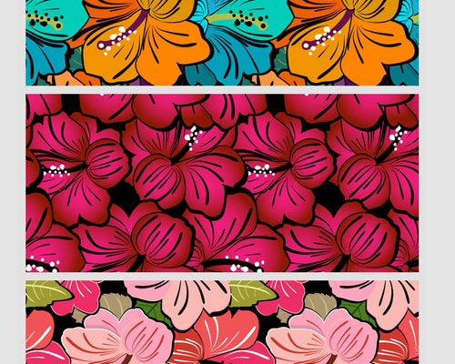 flowerypattern 70 Free Photoshop Patterns The ultimate Collection