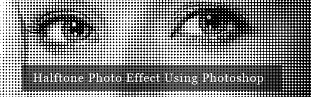 How To Create A Halftone Photo Effect Using Photoshop Creative Nerds Delectable Halftone Pattern Photoshop