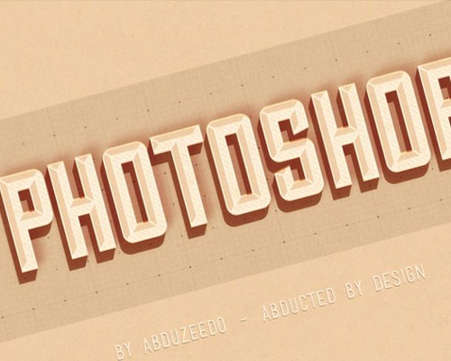 hipstertexteffect 35 Tutorials For Mastering All The New Features In Photoshop CS6