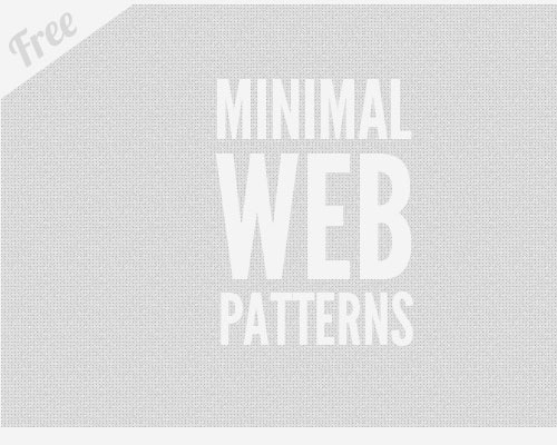 minmialwebpatterns 70 Free Photoshop Patterns The ultimate Collection