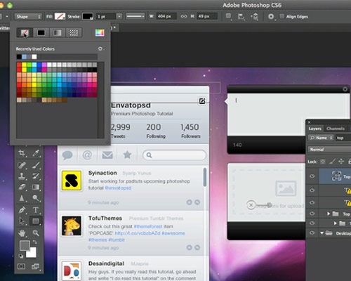 photoshopcs6vectors 35 Tutorials For Mastering All The New Features In Photoshop CS6