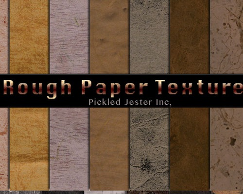 roughpapertexture 70 Free Photoshop Patterns The ultimate Collection