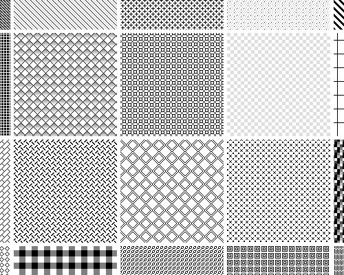 60 Free Photoshop Patterns The Ultimate Collection Creative Nerds Cool How To Make A Seamless Pattern In Photoshop