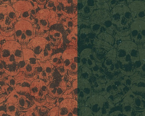 skullpattern 70 Free Photoshop Patterns The ultimate Collection