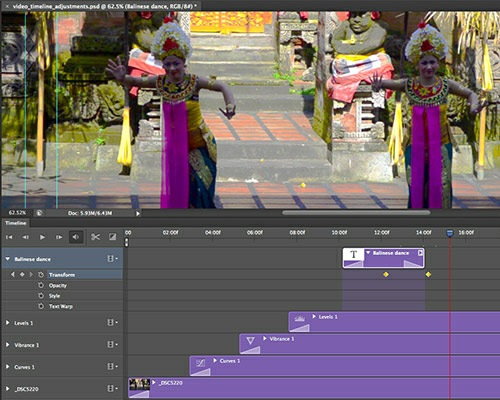 timeline 35 Tutorials For Mastering All The New Features In Photoshop CS6