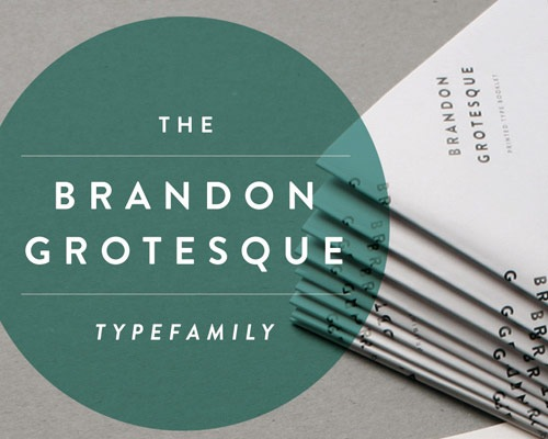 brandon 60 Best Free Fonts To Use In Your Next Logo Design Project