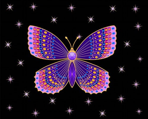 butterflydesign 50 Tutorials For Creating Vector Graphics Using Free Software Inskape