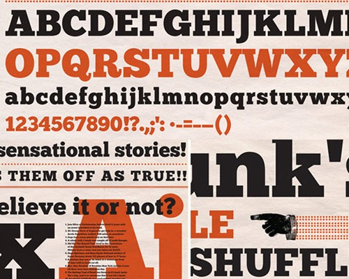 chunkfive 60 Best Free Fonts To Use In Your Next Logo Design Project