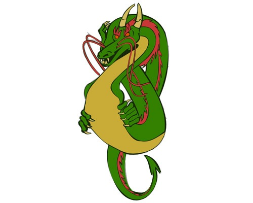 dragonillustration 50 Tutorials For Creating Vector Graphics Using Free Software Inskape