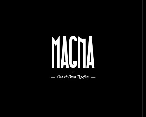 macna 60 Best Free Fonts To Use In Your Next Logo Design Project