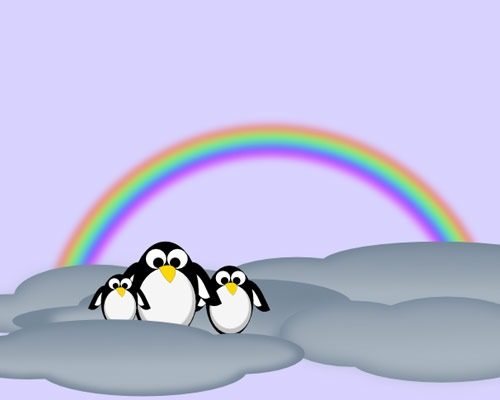 rainbowpenguin 50 Tutorials For Creating Vector Graphics Using Free Software Inskape