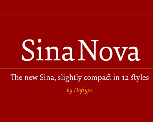 sinanova 60 Best Free Fonts To Use In Your Next Logo Design Project