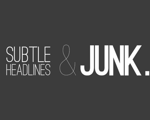 subtleheadlines 60 Best Free Fonts To Use In Your Next Logo Design Project
