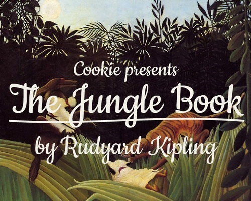 thejunglebook 60 Best Free Fonts To Use In Your Next Logo Design Project