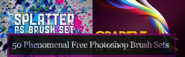 50phonmenialfreephotoshopbrushes 50 Phenomenal Free Photoshop Brush Sets Every Designer Should Have