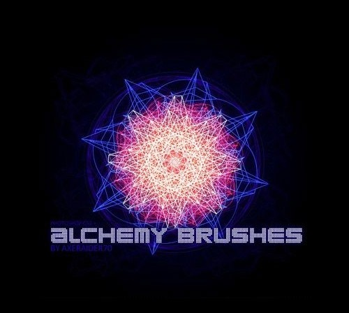 alchmeybrushes 50 Phenomenal Free Photoshop Brush Sets Every Designer Should Have
