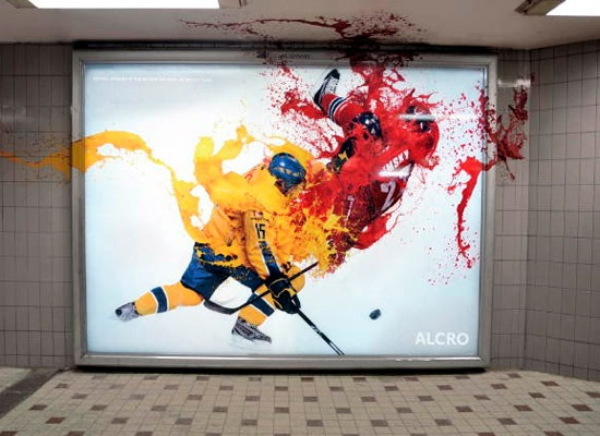 alcro 30 Extremely Creative Billboard Designs
