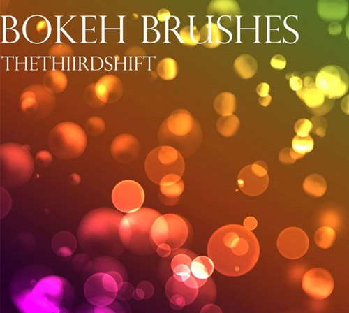bokehbrushes 50 Phenomenal Free Photoshop Brush Sets Every Designer Should Have