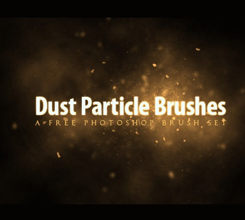 dustparticlebrushes 50 Phenomenal Free Photoshop Brush Sets Every Designer Should Have
