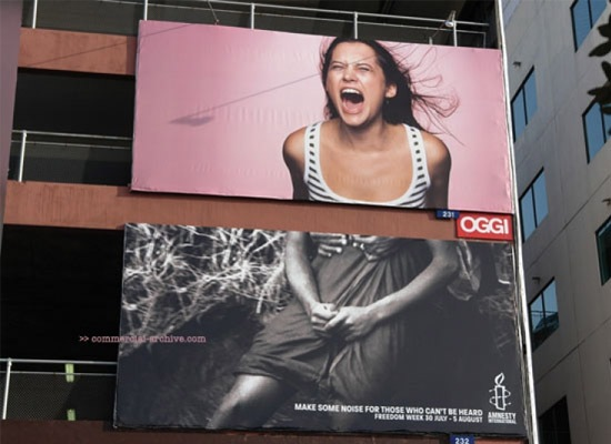 makesmokenoise 30 Extremely Creative Billboard Designs