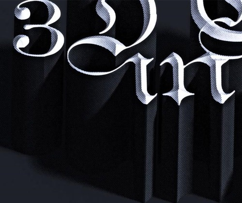 3dtype 85 Best Photoshop Tutorials From 2012