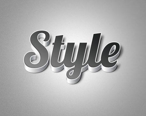 3dtypeeffect Best Of Web And Design In September 2012