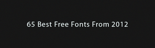 65-best-free-fonts-from-2012