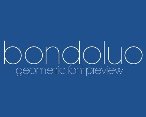 bondolo-peek-font