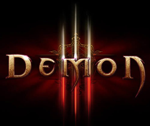 demon-game-text-effect