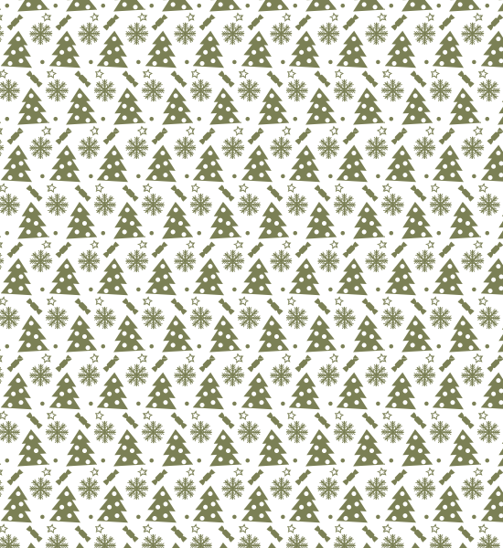 greenseamlesspattern A Great Free Festive Seamless Christmas Pattern