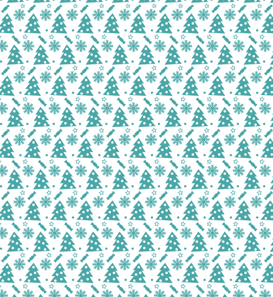 lightbluefestivepattern A Great Free Festive Seamless Christmas Pattern