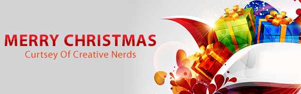 merychristmasbanner Merry Christmas Curtsey Of Creative Nerds 2012